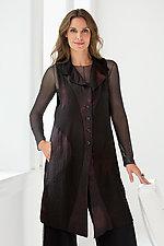 Sloane Vest by Cynthia Ashby  (Woven Vest)