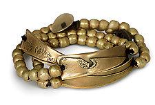Bronze Bracelet by John Siever (Bronze Bracelet)