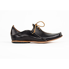 College Shoe by CYDWOQ  (Leather Shoe)