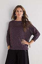 Ribtop Sweater by Amy Brill Sweaters  (Knit Sweater)