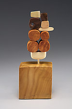 Nashi by Hilary Pfeifer (Wood Sculpture)