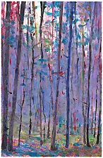 Into the Forest by Ken Elliott (Giclee Print)